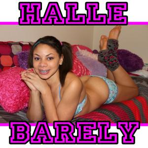 halle barely
